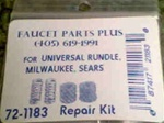 MILWAUKEE, UNIVERSAL RUNDLE, SEARS 133659